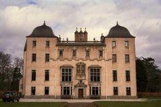 Caskieben Castle home of Clan Johnstone/Johnston