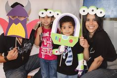 Buzz Lightyear Inspired Toy Story Birthday Party