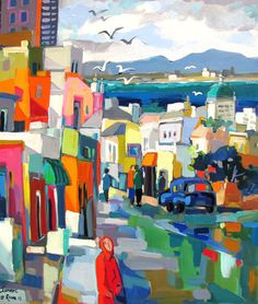 Isabel le Roux - Cityscapes Gallery