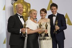 ICYMI: We have the complete list of 2015 Oscars Winners & more coverage at www.clichemag.com! #Oscars #Oscars2015