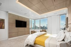 Upper West Side Penthouse by TCA Photo