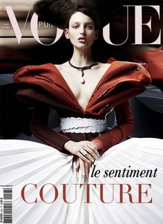 Georgina Stojiljkovic by Julia Noni | Vogue Paris