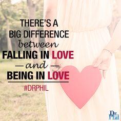 #DrPhil #Love #Relationships