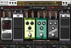"""TEN FREE AMAZING GUITAR APPS Apps are all the rage these days and a day never seems to go by without a new basket of """"must haves"""" are pushed under your nose. Here we look at ten free amazing guitar apps that you should consider bunging up those last few bytes on your phones memory..."""