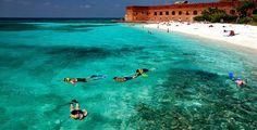 Passage Key Beach FL   Melhores praias de Key West na Flórida • Passagens Aéreas
