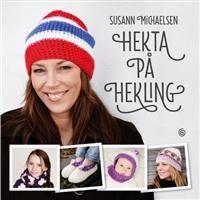 http://www.adlibris.com/no/product.aspx?isbn=8248911594 | Tittel: Hekta på hekling - Forfatter: Susann Michaelsen - ISBN: 8248911594 - Vår pris: 305,-