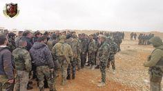 Noticia Final: Russos começam a reconstruir o exército sírio após...