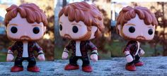 Custom Funko Pop- Ed Sheeran