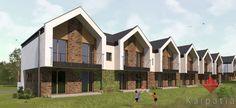 Do sprzedania nowy dom w zabudowie szeregowej , Rzeszów