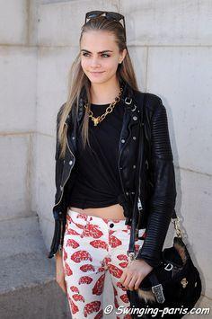 fashion style cara delevingne