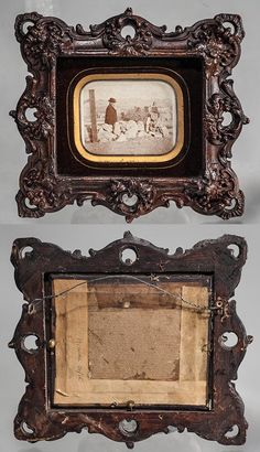 17f8559a6ec 218 Best Antique Frames images in 2019