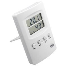 Дешевое New High Quality White Digital Thermometer Hygrometer Temperature Humidity Meter Gauge Measuring Instrument, Купить Качество Температурные инструменты непосредственно из китайских фирмах-поставщиках: Descriptions:New products in top quality digital thermometer and hygrometer stylish design, easy to use view the maximum