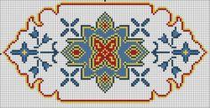 Фрагмент, котрий можна повторювати Stitch 2, Bargello, Cross Stitch Embroidery, Cross Stitches, Diy And Crafts, Kids Rugs, Colours, Design, Home Decor