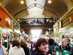 Mercado Municipal de São Paulo by Célia Cerqueira, via Flickr