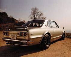 "1971 Nissan Skyline GT-R (KPGC10) aka ""Hakosuka"""