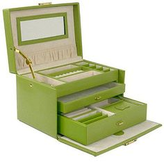 Organize Jewelry In Jewelry Boxes