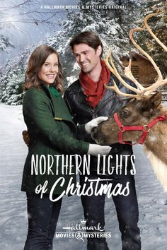 """Its a Wonderful Movie – Your Guide to Family and Christmas Movies on TV: Northern Lights of Christmas – a Hallmark Movies & Mysteries """"Miracles of Christmas"""" Movie starring Ashley Williams and Corey Sevier! Películas Hallmark, Films Hallmark, Hallmark Channel, Dc Movies, Family Movies, Great Movies, Movie Tv, Comedy Movies, Watch Movies"""