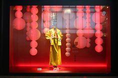 ISETAN JAPAN SENSES 本館ショーウインドー 2016.6.29 wed - 7.12 tue   http://isetanparknet.com/