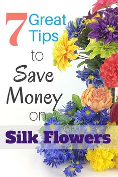 Silk flowers are what make a wreath but they can be expensive. Here are 7 Great Tips to Save Money on Silk Flowers for your wreaths. Silk Flower Wreaths, Silk Flowers, Cemetery Flowers, Grave Flowers, Cute Dorm Rooms, Living Room Green, Make Blog, Diy Home Decor Projects, Decor Ideas