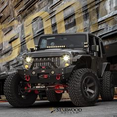 Thank you everyone for following along! Were now 500k strong! #StarwoodMotors