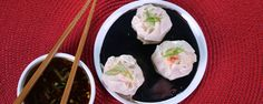 These Asian shrimp dumplings are so good, you'll be asking for dim sum more!