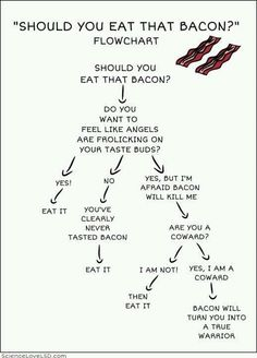 Another Bacon Flowchart