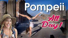Visiting Pompeii Italy: Video Travel & Pompeii Facts