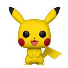 New Funko Pop Games Pokemon Pikachu 353 Vinyl Action Figure In Box Toy Gift Pikachu Pikachu, Pokemon Bulbasaur, Funko Pop Figures, Vinyl Figures, Action Figures, Pokemon Dolls, Pokemon 100, Harry Potter Film, Deathstroke
