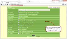 Cherchez-vous comment créer un site web proxy gratuitement ? Voulez-vous naviguer sur le web en anonymat totale en utilisant votre propre proxy ? Voulez-vous gagner de l'argent en utilisant la publicité Google Adsense sans investir ni de l'argent, ni de votre temps ? Ce tutoriel est fait pour vous ! Vous allez découvrir dans ce tutoriel les trois différents solutions permettant de créer créer un serveur proxy personnel gratuitement pour une utilisation personnelle (hébergement gratuit).