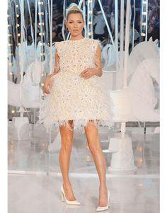 Kate Moss. Louis Vuitton spring 2012