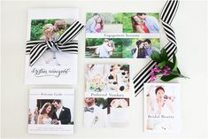 Wedding Photographer New Client Packet, Welcome Guide
