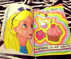 Wreck this journal: chew on this