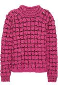 Marc Jacobs | Hand-crocheted wool-blend sweater – on sale at THE OUTNET $920