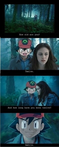 OMG!!! I almost choked laughing! LOL - 20 Hilarious Twilight Comics<<<<shouldn't this be ten though and not twelve?