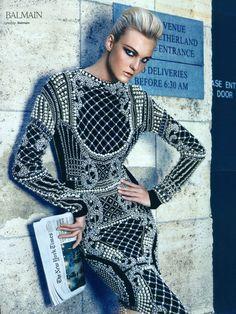 Caroline Trentini Vogue Brazil 9