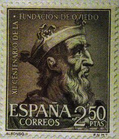 Sellos - Alfonso II