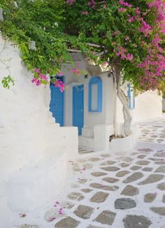 Paros at Greece