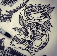 Tattoo Designs That Will Make You Want to Put Them All Over You - Beste Tattoo Ideen Tattoos Arm Mann, Arm Tattoos For Guys, Skull Tattoos, Trendy Tattoos, Future Tattoos, Body Art Tattoos, Cool Tattoos, Tatoos, Cool Tattoo Drawings