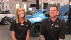 See how Kyle and Stacy Tucker, founders of Detroit Speed, use Miller equipment to make automotive dreams come true: classic rides and modern horsepower. What dream project have you built with Miller equipment? Share it for a chance to win big monthly prizes and a grand prize that's nothing short of legendary: http://millerwelds.com/webuild