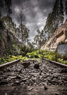 Lost Tracks. Australia. Photo by J Explores. Source Flickr.com