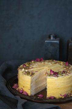 Ras Malai Cake | Hungry Rabbit