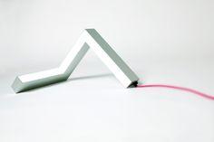 'lamp e' by kako.ko design studio.