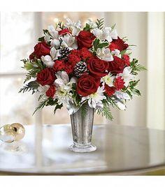 Christmas Bouquet | Flower Delivery Toronto | VJ Florist