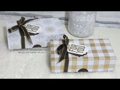 Year Of Cheer Box To Hold 8 Ferreor Rocher - YouTube