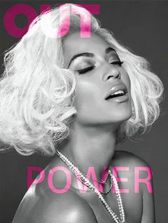 """Makeup artist Mally Roncal on Beyoncé's gorgeous """"Out"""" cover"""