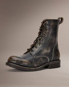 Mens Leather Boots - Engineer Boots, Wingtip & More   FRYE Boots