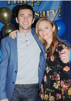 Billy Flynn and Marci Miller  #Daysofourlives #DOOL