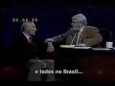 Video da entrevista do desenhista Will Eisner no antigo programa do Jô Soares no SBT. Bons tempos.