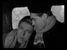 """EDOUARD DERMIT  ET JEAN COCTEAU. Edouard Dermithe (ou Edouard Dermit), à gauche, dans """"Les enfants terribles"""", fut acteur, ami-amant et collaborateur de Jean Cocteau : c'est lui qui termina la chapelle de Fréjus après la disparition du Maître."""