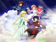 Gundam Seed @ Kira x Lacus @ Athrun x Cagali